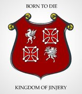 Jinjery, coat of arms of