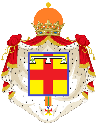 File:Coat of arms Delaney,Princess Imperial (PNG).png