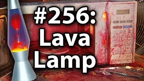 Lava Lamp EXPLODES in Microwave!