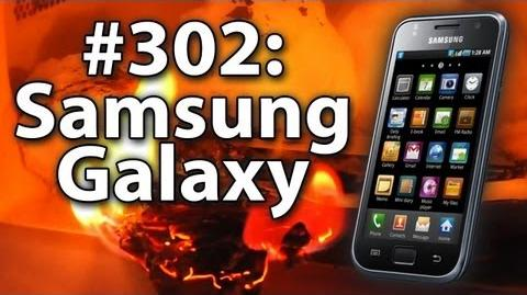 Microwaving A Samsung Galaxy Phone For Charity!
