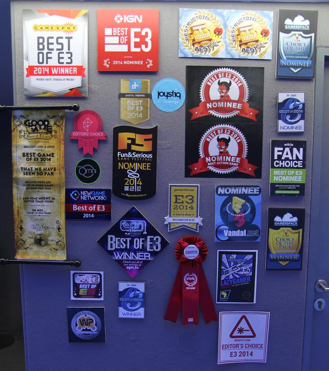 E32014-awardswall