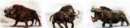Iron Hills Wild War Boars