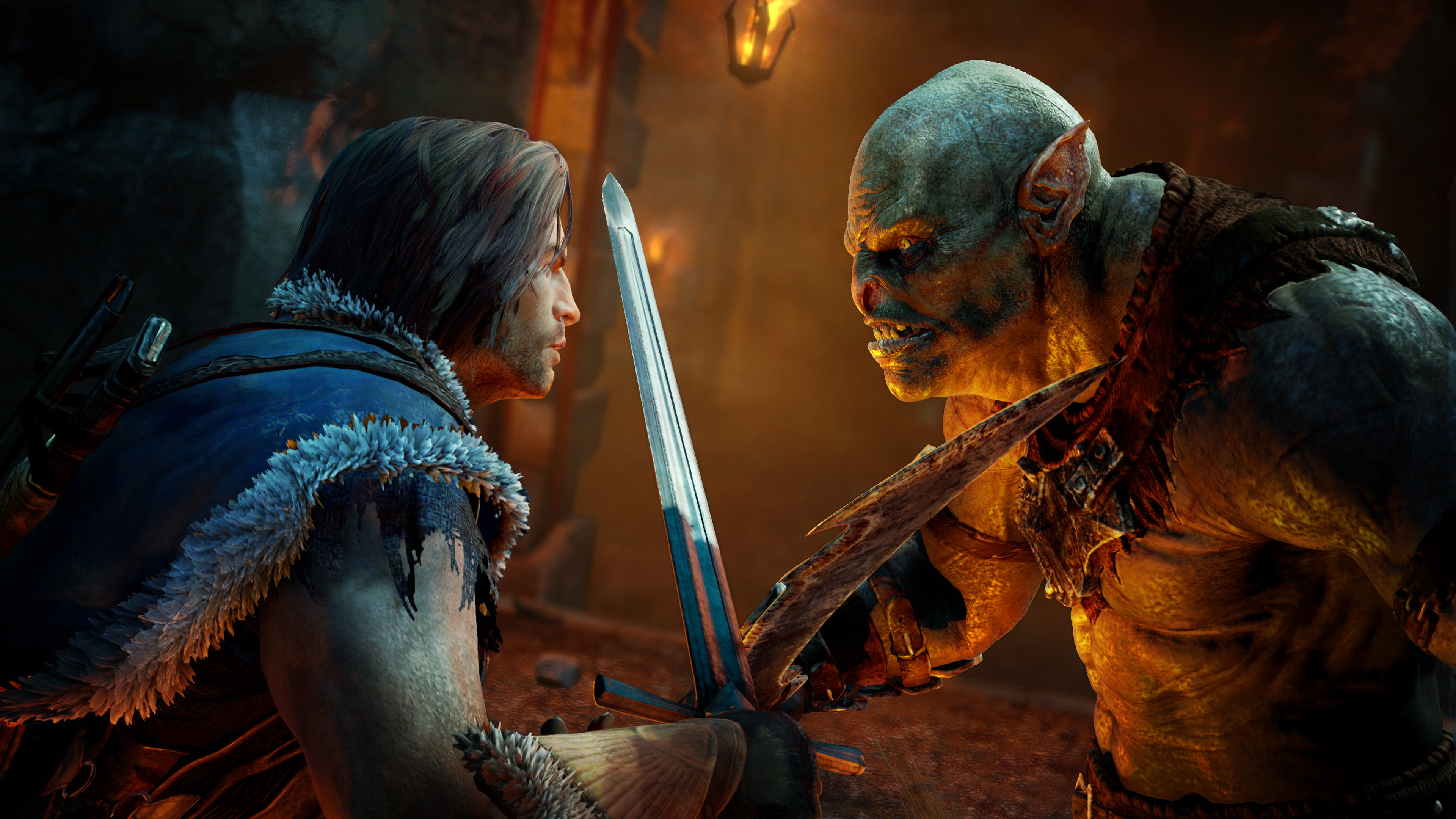 Image result for shadow of mordor orcs