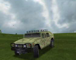 Light Tactical Vehicle