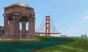 Golden Gate & Palace of Fine Arts