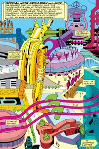 City of Asgard 2 from JIM Annual 1