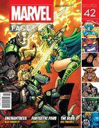 Marvel Fact Files Vol 1 42