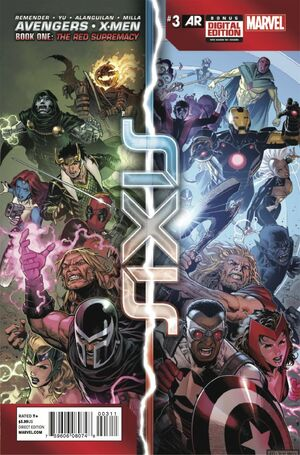 Avengers and X-Men Axis Vol 1 3