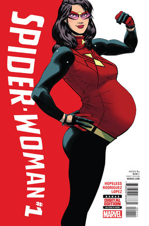 Spider-Woman Vol 6 1