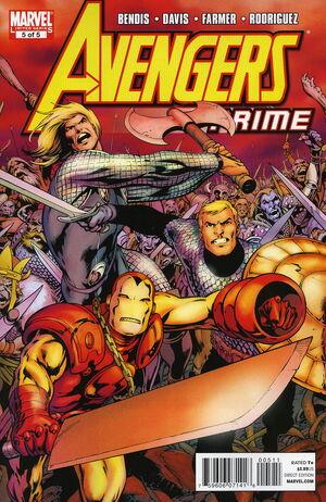 Avengers Prime Vol 1 5
