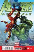 Avengers Assemble Vol 3 11