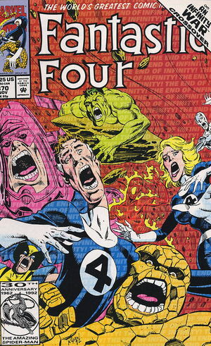 Fantastic Four Vol 1 370