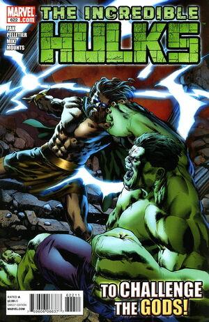 Incredible Hulks Vol 1 622