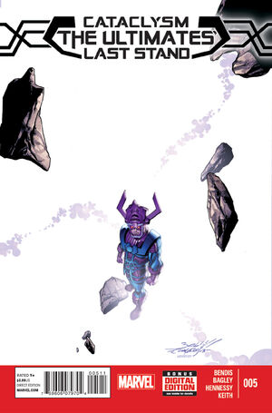 Cataclysm The Ultimates Last Stand Vol 1 5