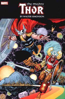 Thor by Walter Simonson Omnibus Vol 1 1