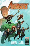 Avengers Roll Call Vol 1 1