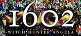 1602 Witch Hunter Angela Logo