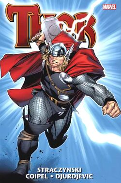 Thor by J. Michael Straczynski Omnibus Vol 1 1