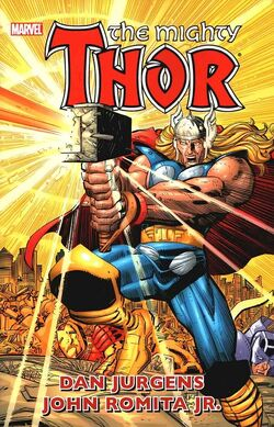 Thor by Dan Jurgens and John Romita Jr. TPB Vol 1 1