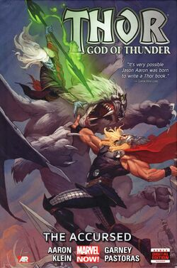 Thor God of Thunder HC-TPB Vol 1 3