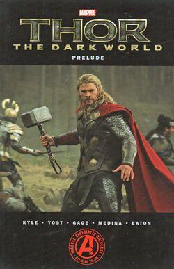 Marvels Thor The Dark World Prelude TPB Vol 1 1