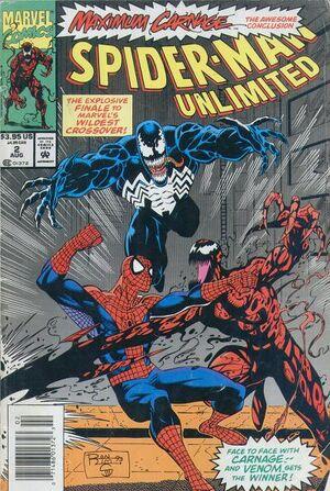 Spider-Man Unlimited Vol 1 2