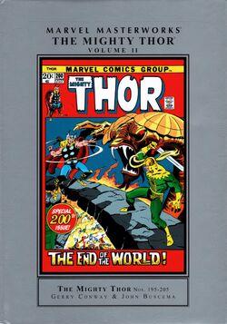 Marvel Masterworks The Mighty Thor Vol 1 11