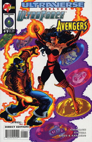 Ultraforce-Avengers Prelude Vol 1 1