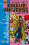 Official Handbook of the Marvel Universe Master Edition Vol 1 21