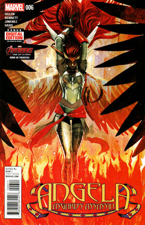 Angela Asgards Assassin Vol 1 6