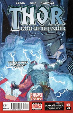 Thor God of Thunder Vol 1 20