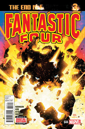Fantastic Four Vol 1 644