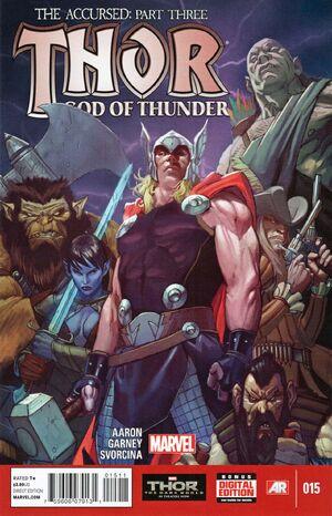 Thor God of Thunder Vol 1 15