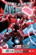 Uncanny Avengers Vol 1 4