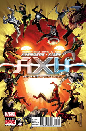 Avengers and X-Men Axis Vol 1 9