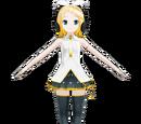 Rin Kagamine White (Ula)