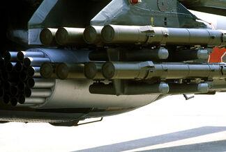 Mi-28 armament