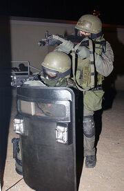 USMC MP SRT MP5
