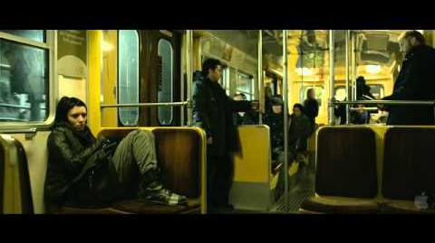 'The Girl with the Dragon Tattoo' - Theatrical Trailer