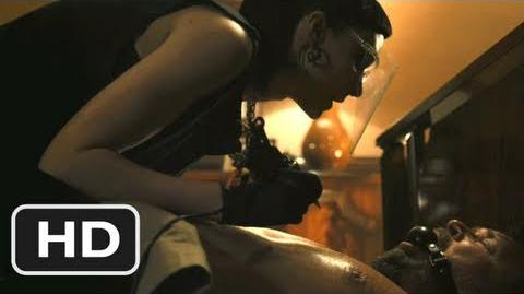 The Girl with the Dragon Tattoo HD Trailer - David Fincher Version