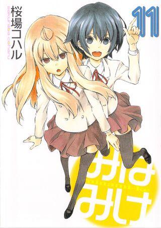 Minami-ke Manga v11 cover