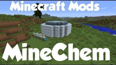 Minecraft Mod Showcase - MineChem