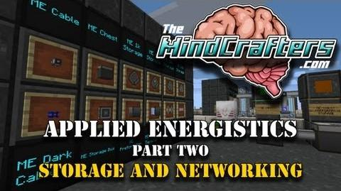 Tekkit Lite - Tutorial - Applied Energistics - Part 2 - Storage and Networking