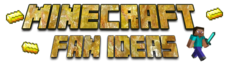 Minecraft Fan Ideas Logo