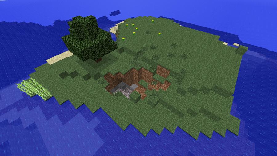 Minecraft Survival Island 2013 Xbox Minecraft Survival