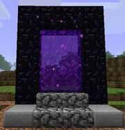 Minecraft Portal