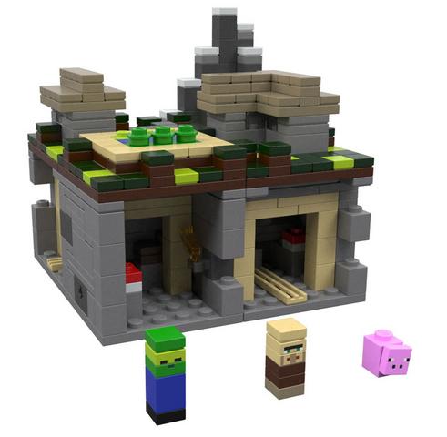 File:Legominecraftvillage.PNG