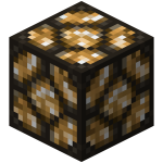 Redstone Lamp (Active)