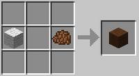 Crafting-brown-wool