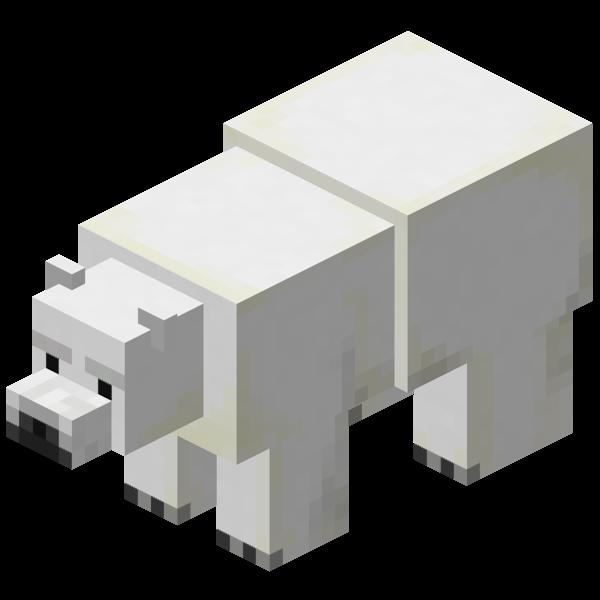Polar Bear Minecraft Wiki Fandom Powered By Wikia